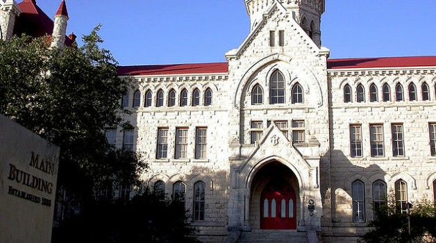 St. Edwards University Main Building, Austin, Texas