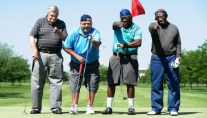 Veterans at the Golden Age Games