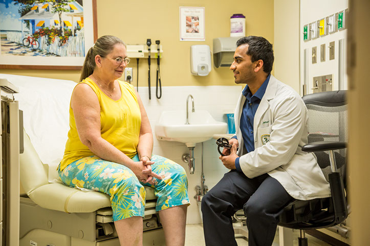VA employees like Dr. Jehan are working to improve the lives of their Veteran patients.