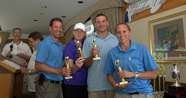 NH Freedom Cup golf tournament
