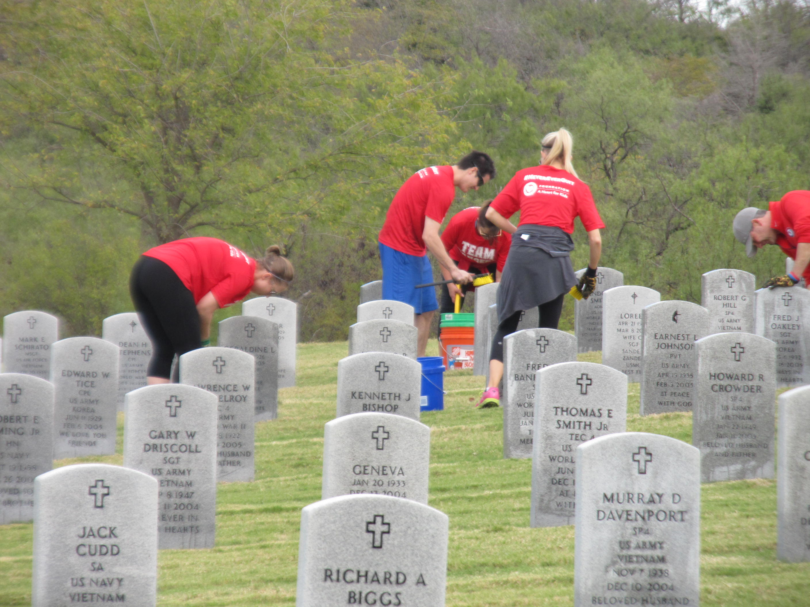 Dallas-Fort Worth National Cemetery