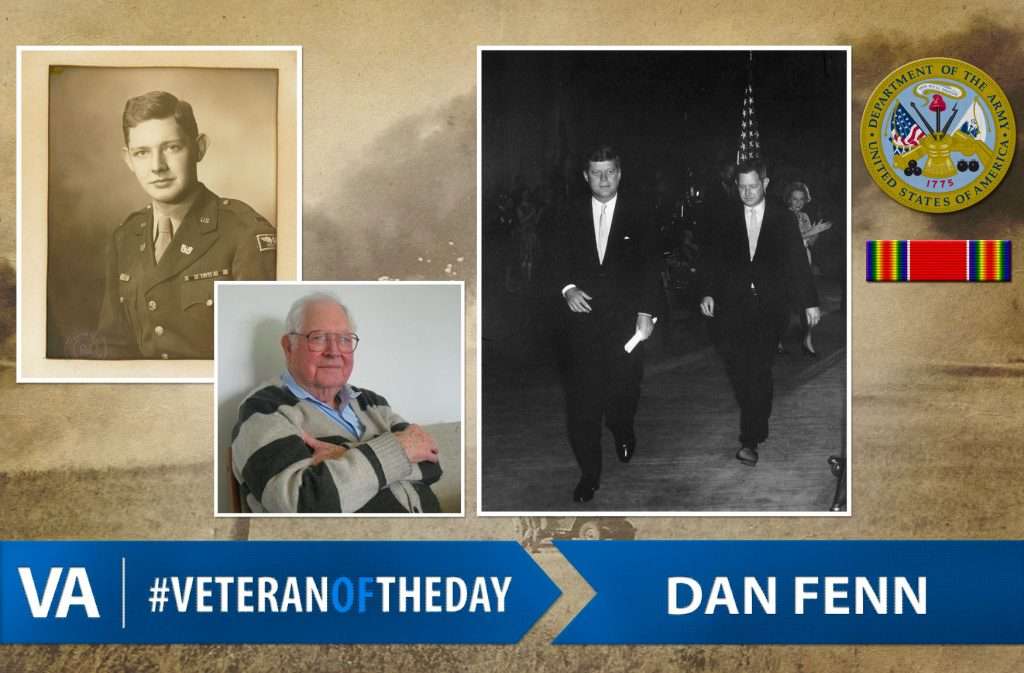 Veteran of the day Dan-Fenn