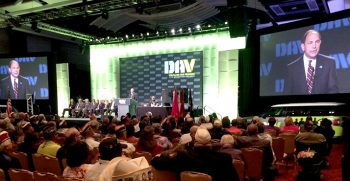 Sec. Bob McDonald speaks at 2016 DAV National Convention