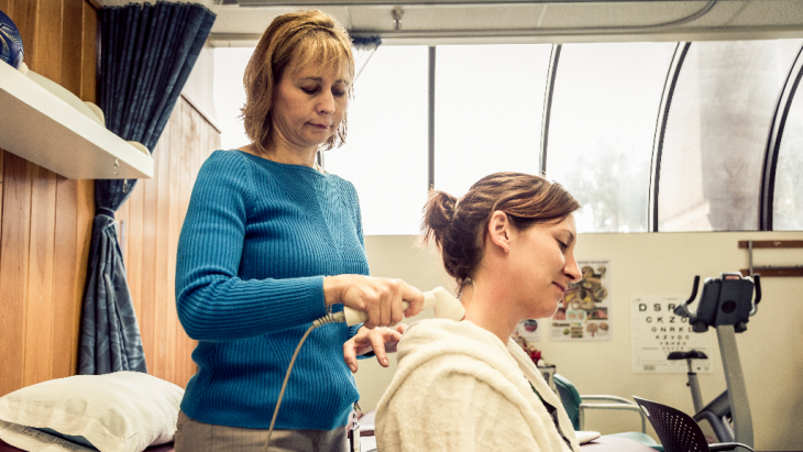 Image of Occupational Therapy in session