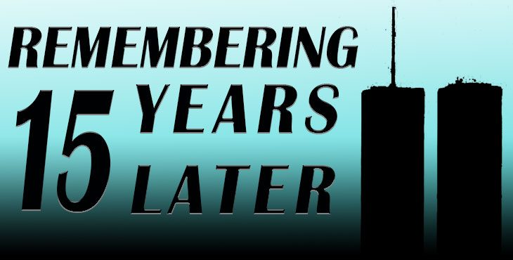15 years after September 11