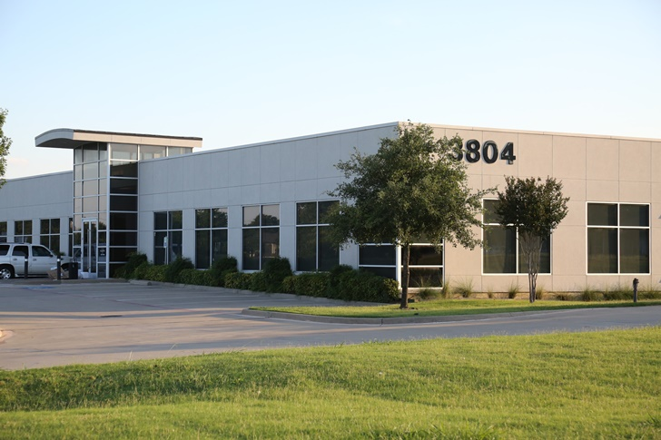 Image of the new CBOC in Plano, Texas