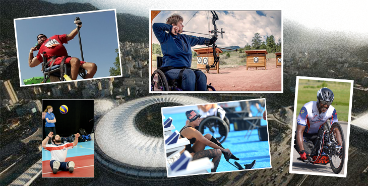 Athletes to compete in 2016 Paralympic Games