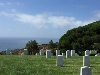 image of Rosecrans National Cemetery