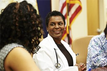 Health literacy is always a topic of discussion at VA.