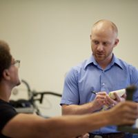 Physical Therapy patients always get the best care from VA Physical Therapists.