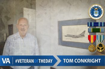 Veteran of the Day Tom Conkright