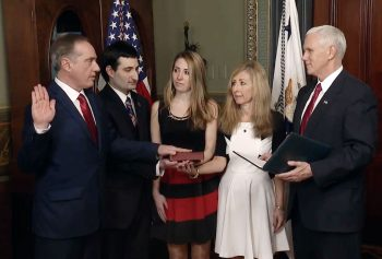 David Shulkin Oath of Office