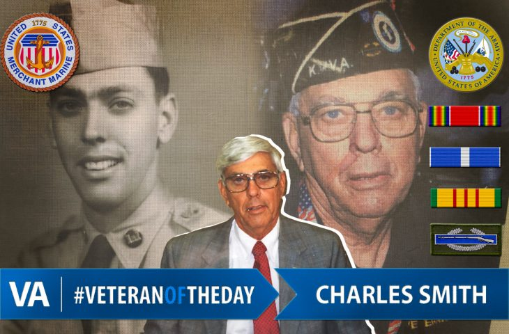 Charles Smith - Veteran of the Day