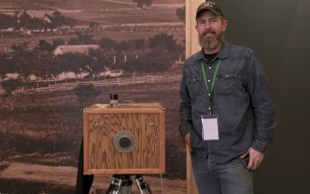 Nick Collier - Artist in Residence at Gettysburg