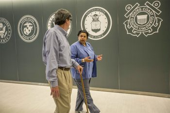 Mental Health professional deliver personalized care at VA.