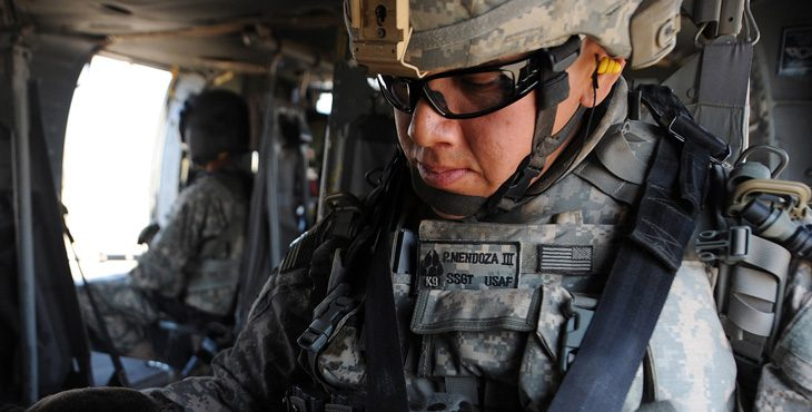 GRIT helps service members transition.