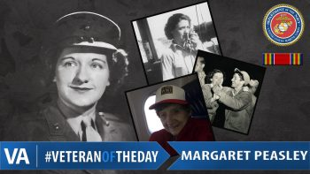 Veteran of the Day Margaret Peasley