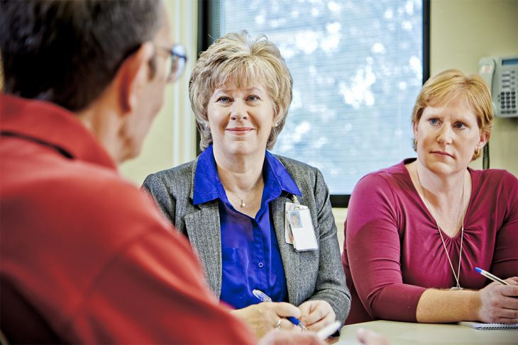 It's important for VA to find talented OTs who are ready to join our small-town teams.