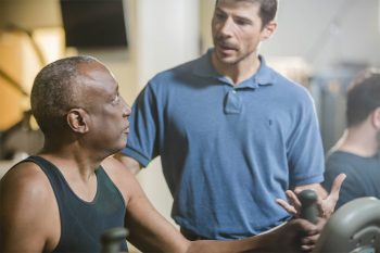 Physical Therapists deliver personalized care at VA.