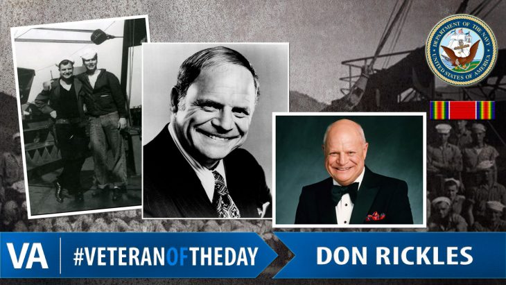 Veteran of the Day Don Rickles