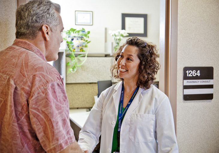 VA clinicians deliver personalized care to all our patients.