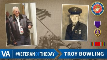 Troy Bowling - Veteran of the Day