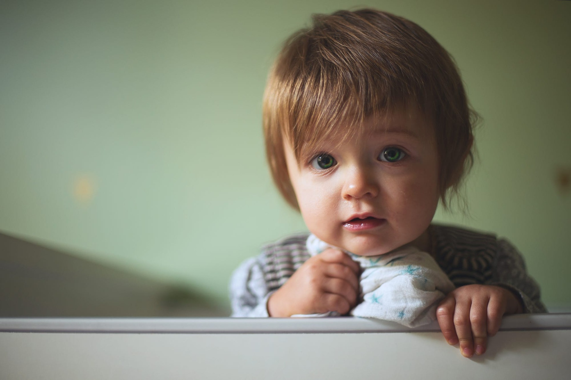 Image of a young child