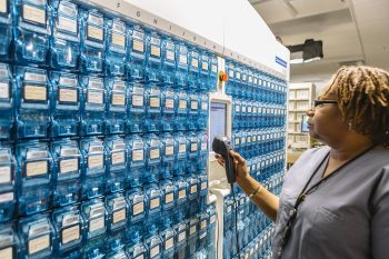 VA provides pharmacists modern technology and research opportunities to maximize their career growth.
