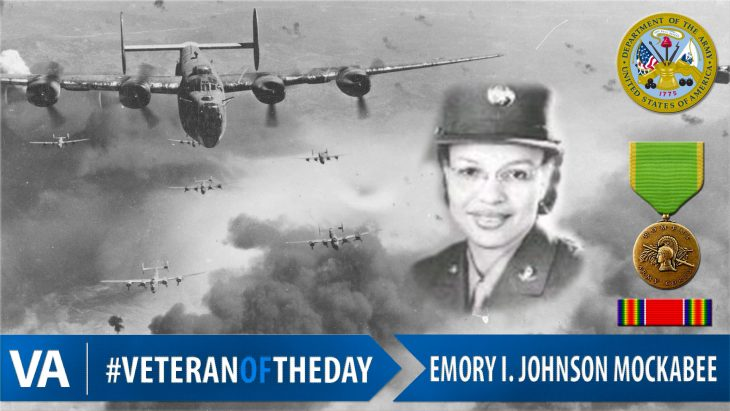 Emory Johnson Mockabee - Veteran of the Day