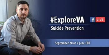 #ExploreVA graphic advertising the Sept. 20 event.