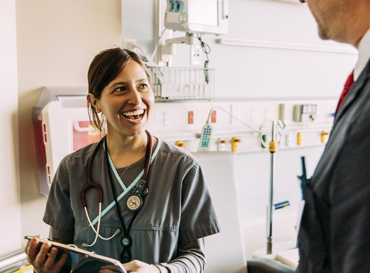 Explore all the ways nurses can thrive in their careers at VA.