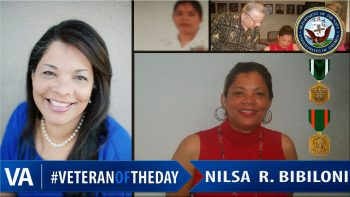 Nilsa Rosada Bibiloni - Veteran of the Day
