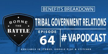 Tribal Government Relations - Borne the Battle