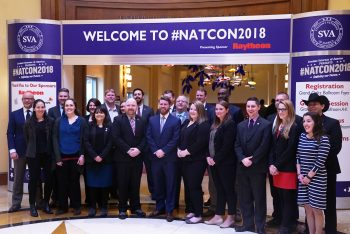 Student Veterans of America at NatCon 2018