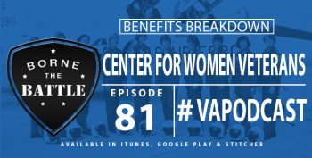 Center for Women Veterans - Benefits Breakdown
