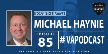 Michael Haynie - Borne the Battle