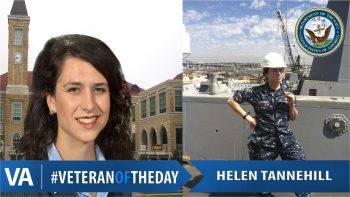 Helen Tanhehill - Veteran of the Day