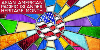 IMAGE: Asian Pacific American Heritage Month graphic