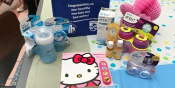 IMAGES: Examples of items donated for the 2018 Nationwide Baby Shower