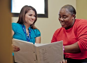 VA's recent FB chat provides lots of great info for aspiring social work professionals.