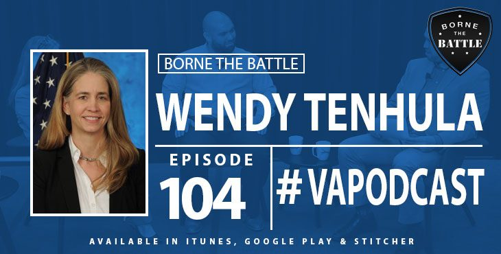 Wendy Tenhula - Borne the Battle