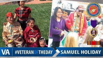 Samuel Holiday - Veteran of the Day