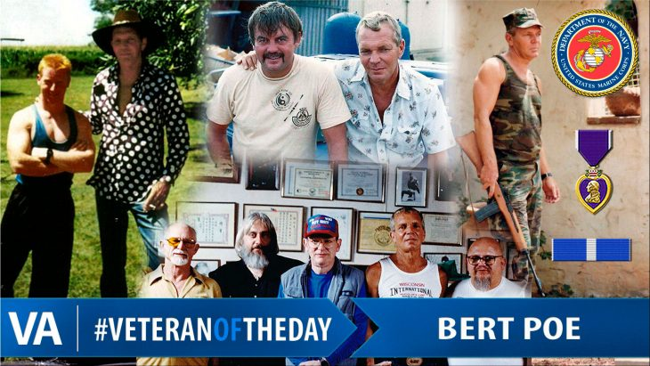 Bert Poe - Veteran of the Day