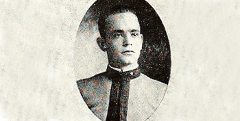 1917 Mississippi State University Yearbook photograph of Alexander Miguel Roberts