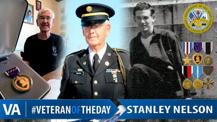 Stanley Nelson - Veteran of the Day