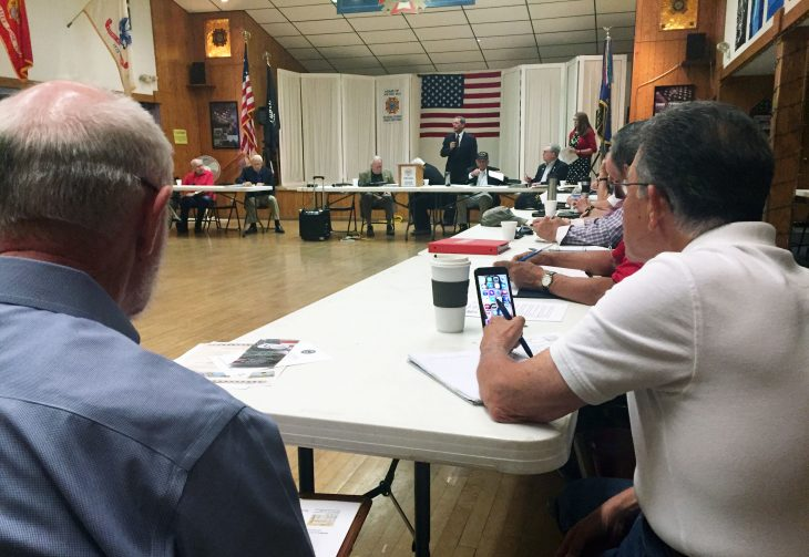 The United Veterans Committee of Colorado began decades ago to solve Veteran issues in their state.