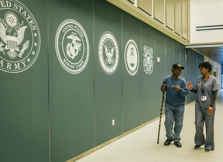 Providers have something to say about working at VA