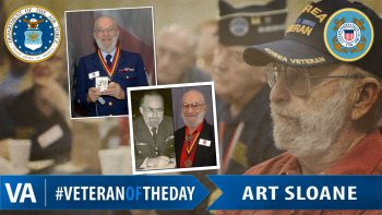 Art Sloane - Veteran of the Day