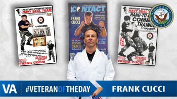 Frank Cucci - Veteran of the Day