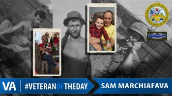 Sam March - Veteran of the Day
